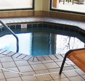 Hot tub Spa installed at residence in Northeast Ohio