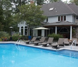 Backyard View of In Ground Swimming Pool near Cleveland.jpg