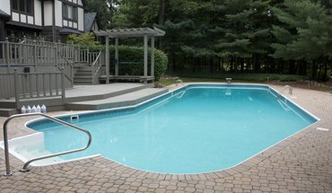 In Ground Pool Installed by Pro Pool & Spa Company
