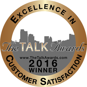 Pro Pool & Spa Cleveland Area Talk of Town Award
