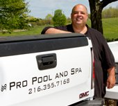 Pro Pool & Spa Owner Howard Grossman is a Pool Contractor & Installer