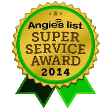 Pro Pool & Spa Super Service Award 2014